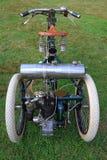 1899古色古香的三轮车 免版税库存图片