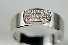 18k gouden Juwelen Royalty-vrije Stock Foto's
