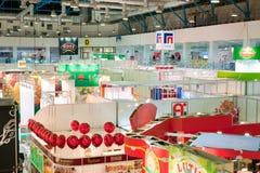18o Exposição internacional de Prodexpo em Moscovo Foto de Stock