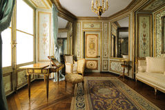 18th Century European Furniture Stock Photography