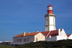 18th century Lighthouse Royalty Free Stock Photos