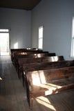 19ème Église de siècle Photos stock