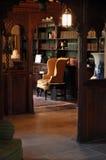 19个世纪图书馆 免版税图库摄影
