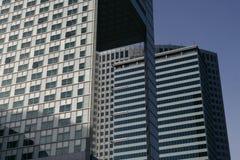 19个城市横向 免版税库存照片