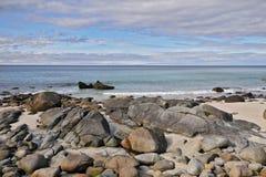 19北部挪威 免版税库存照片