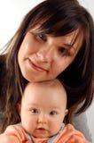 19小母亲 库存图片