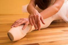 19芭蕾舞女演员 免版税图库摄影