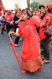 19 κόκκινα πουκάμισα διαμα& Στοκ φωτογραφία με δικαίωμα ελεύθερης χρήσης