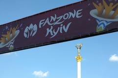 19-ое июня kiev Украина Стоковые Изображения RF