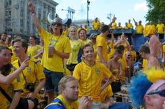 19-ое июня kiev Украина Стоковые Фото
