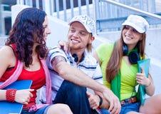 19 подростков Стоковые Фото