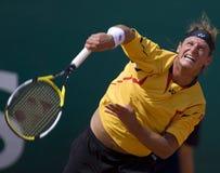19 27 2008 το ATP Carlo Απριλίου κυριαρχ Στοκ Φωτογραφία