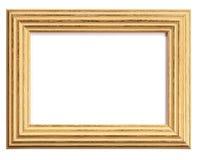 19 antykami rama Obraz Royalty Free