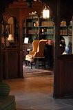 19 century library. This is a picture of a 19 century library Royalty Free Stock Photography