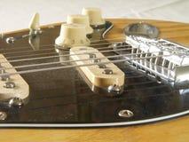 19 e吉他 库存图片