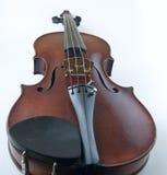 19. Jahrhundert-Violine Lizenzfreie Stockfotos