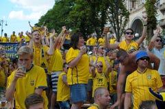 19 juni kiev ukraine Royaltyfri Bild