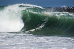19 mai 2011 la cale, plage de Newport, CA Image libre de droits