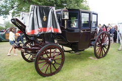 1902 King Edward VII Town Coach Stock Image