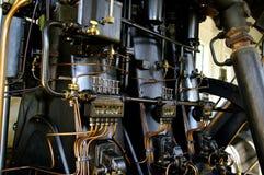 1903老柴油引擎 库存照片