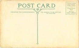 1910年明信片 免版税库存图片