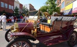 1912年福特模型T 免版税库存照片