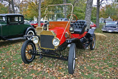 1912 Model T Ford. Open car from the brass era Royalty Free Stock Photo