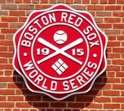 1915 World Series Champions Stock Image