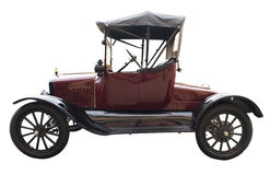 1918 Ford Model T royalty free stock photography
