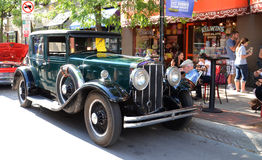1919 ο αέρας Franklin δρόσισε το κλασικό αυτοκίνητο Στοκ Εικόνες