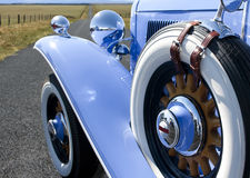 1920's American Beauty Automobile Royalty Free Stock Photo