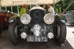 1924 Supercharged Bentle Royalty Free Stock Photography
