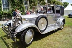 1925 20hp huntington Rolls-$l*royce Στοκ φωτογραφία με δικαίωμα ελεύθερης χρήσης