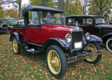 1927 wzór brodu pickup t fotografia royalty free