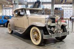 1928 Open tweepersoonsauto Buick Hoofd Zes Stock Foto