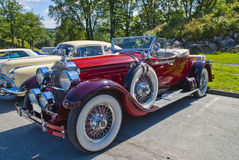 1928 packard runabout Royalty Free Stock Image