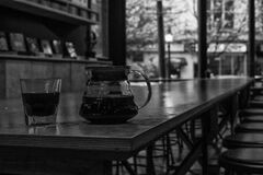193 pour over archive-0001-vancouver-gastown-xe2-zeiss35-2-20151029-DSCF7844-Edit.jpg Stock Photography