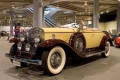 1930�s Cadillac Stock Photos