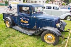 1930年福特A 免版税库存照片