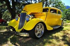 1930浅滩旧车改装的高速马力汽车s 图库摄影