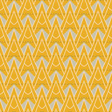 1930 modern geometric pattern with triangles Royalty Free Stock Photos