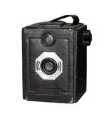 1930's Antique Box Camera Stock Photos