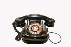 1930's Belgian telephone royalty free stock photo