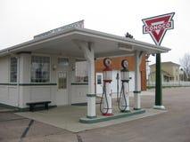 1930's Conoco Stacja Obrazy Stock