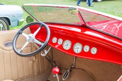 1930's custom built hot rod Royalty Free Stock Photography