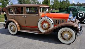 1930 Willys-Knight 66 B Sedan Royalty Free Stock Image