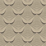1930s geometric art deco modern pattern Stock Photos