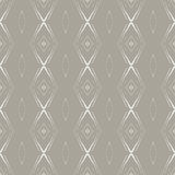 1930s vector geometric seamless pattern Stock Photos