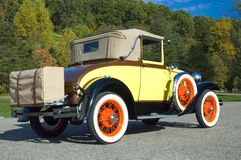 1931 Model Stock Photo