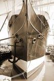 1932个贸易商北京船 免版税库存照片